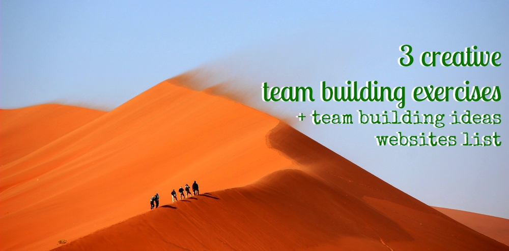 team-building-exercises