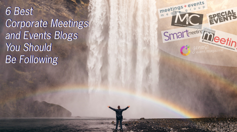 corporate meetings - 6 best blogs