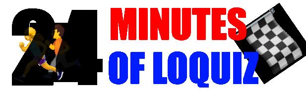 24 minutes of Loquiz Logo