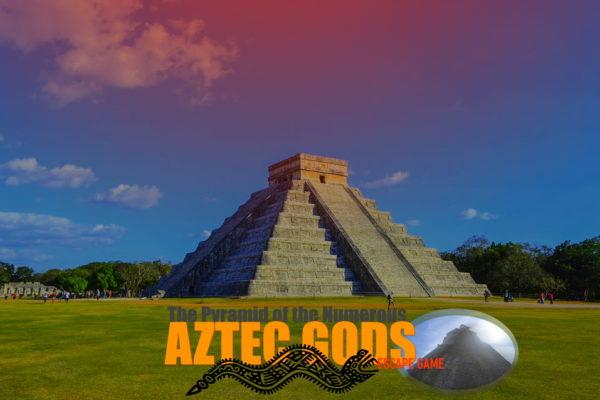 Pyramid of the Aztec Gods
