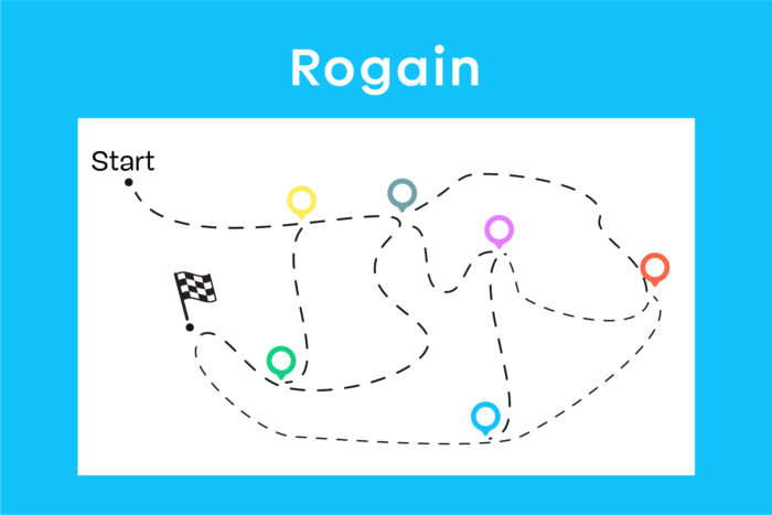 Rogain-game