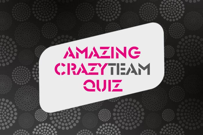 Amazing Crazyteam Quiz