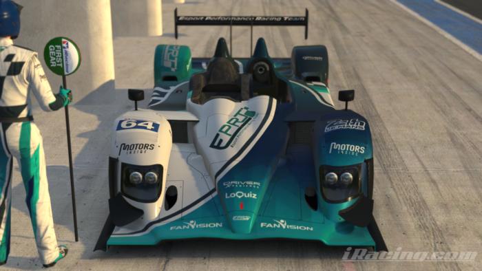 Virtual Acura with Loquiz Logo