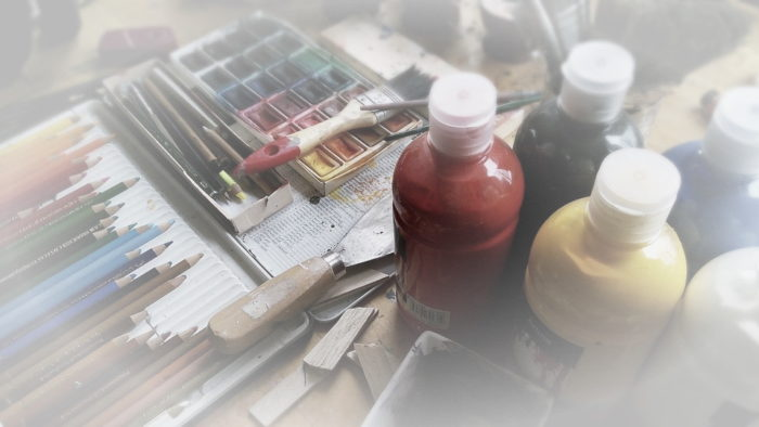 Lot of painting tools for great customization