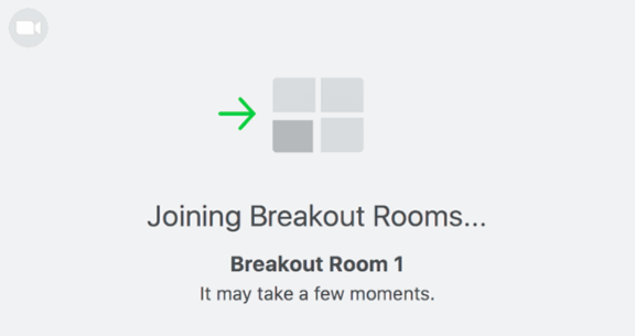 Breakout rooms, an important element for your Zoom scavenger hunts ideas