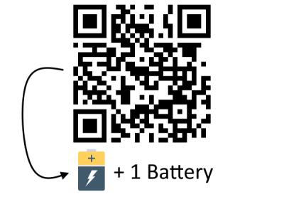 Get a battery!