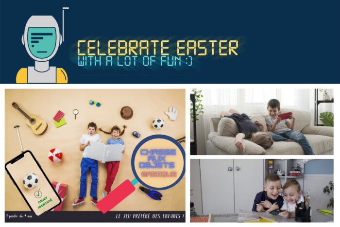Celebrate Easter with your Children